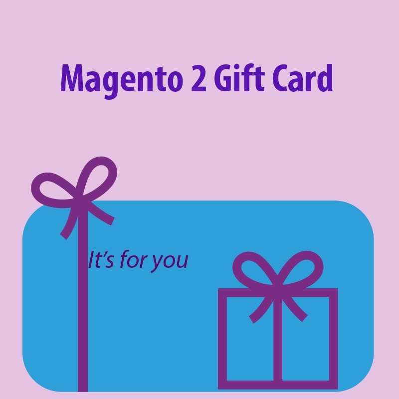 Magento Extension: Magento 2 Gift Card