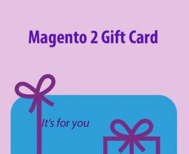 Magento Free extension - Magento 2 Gift Card