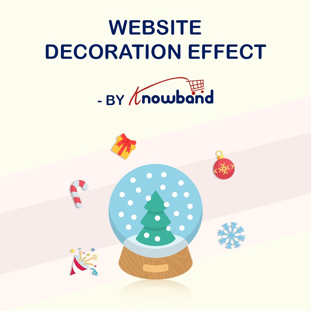 vaxxy Prestashop Extension: Prestashop Website Decoration Effect Module by Knowband