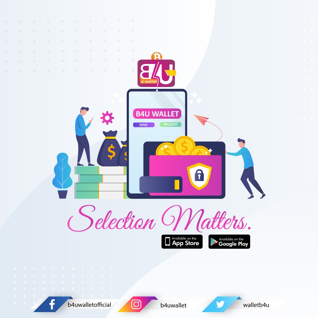 B4U Wallet Exchange Wordpress Extension: B4U Wallet