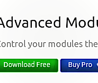 Joomla Free extension - Advanced Module Manager