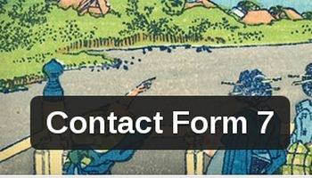 Wordpress Plugin: Contact Form 7