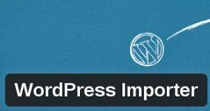 Wordpress Plugin: Wordpress Importer