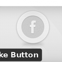 Wordpress extension Facebook Like Button