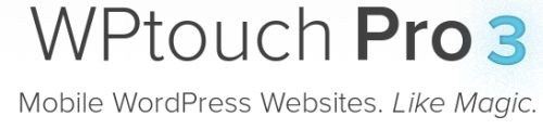 Wordpress Plugin: WPTouch Pro 3