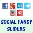 Joomla Free extension - Social Fancy Slider