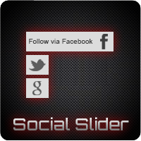 Joomla Free extension - JJ Social Slider