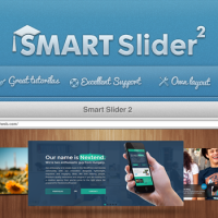 Joomla Free extension - Smart Slider 2 for Joomla
