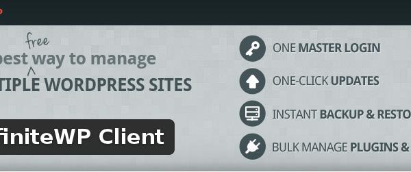 Wordpress Plugin: InfiniteWP