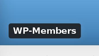 Wordpress Plugin: WP-Members