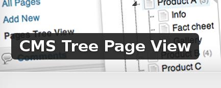 Wordpress Plugin: CMS Tree Page View