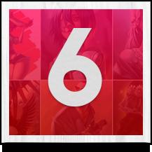 balbooa Joomla Extension: 6gallery Premium Joomla Image gallery module