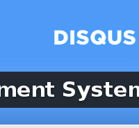 Wordpress extension Disqus Comment System