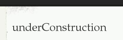 Wordpress Plugin: underConstruction