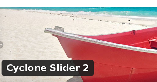 Wordpress Plugin: Cyclone Slider 2