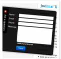 Joomla Free extension - Perfect Ajax Popup Contact Form