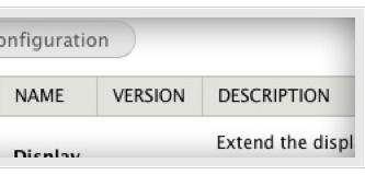 Drupal Module: Display Suite