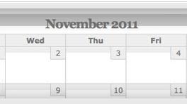 KarenS Drupal Extension: Calendar