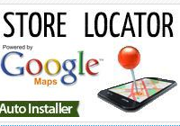 Opencart Free extension - Store Locator with Google maps