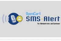 Opencart extension SMS Gateway Notifications