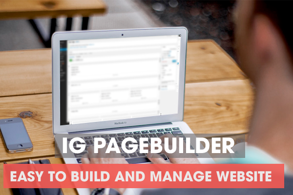 Wordpress Plugin: IG PageBuilder