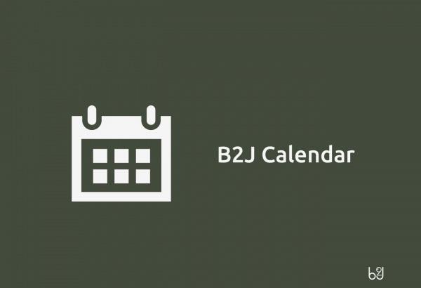 Ashot Joomla Extension: B2J Calendar