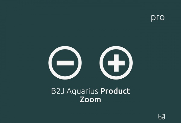 Ashot Joomla Extension: B2J Aquarius Product Zoom PRO