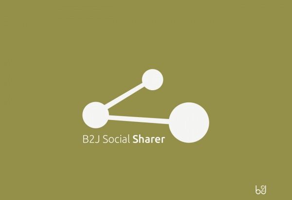 Ashot Joomla Extension: B2J Social Sharer