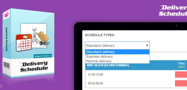John abraham Magento Extension: Magento Delivery Schedule Extension