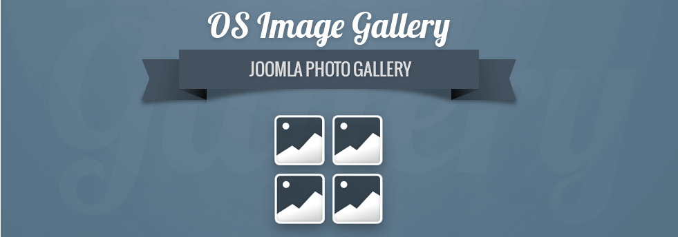 Joomla Extension: OS Responsive Image Gallery