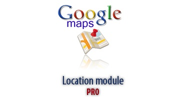 OrdaSoft Joomla Extension: Google Maps location module