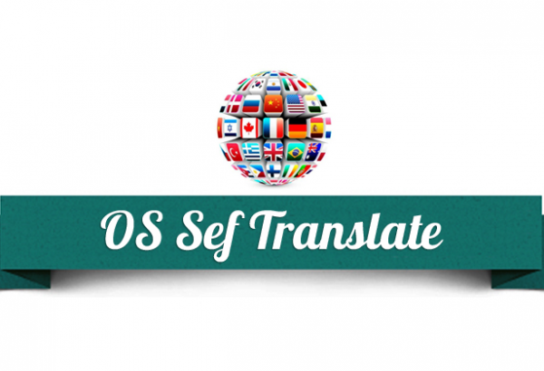 OrdaSoft Joomla Extension: SEF Translate - Joomla solution for automatic translation