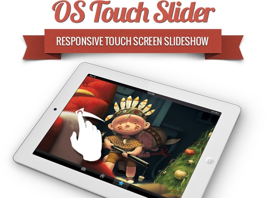 OrdaSoft Joomla Extension: OS Touch Slider
