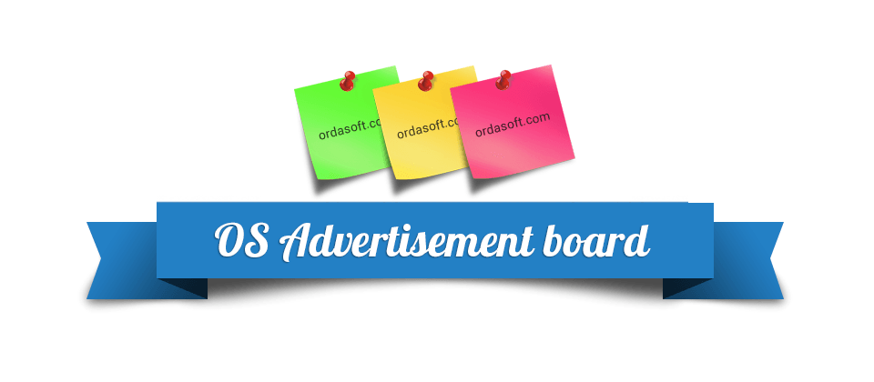 OrdaSoft Joomla Extension: Advertisement board