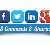 Joomla Extensions: OS Social Comments and Sharing