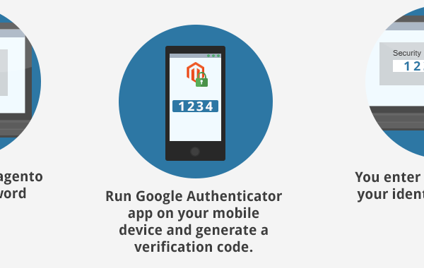 Amasty Magento Extension: Magento Two-Factor Authentication by Amasty