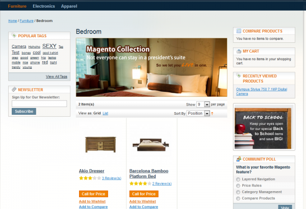 Amasty Magento Extension: Magento Call For Price
