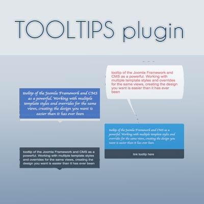 themescreative Joomla Extension: Tootip plugin