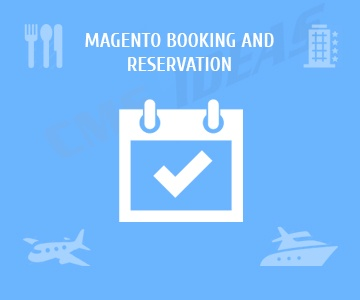 cmsideas Magento Extension: Booking and Reservations Extension Magento