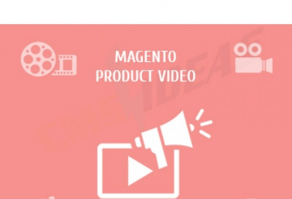 cmsideas Magento Extension: Magento product video extension