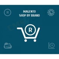 Extensions Magento: Magento shop by brand extension
