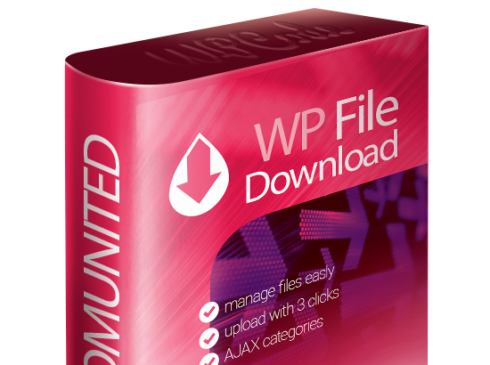 JoomUnited Wordpress Extension: WP File Download