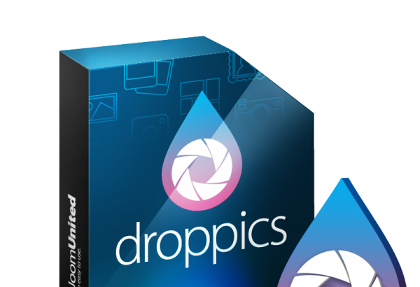 JoomUnited Joomla Extension: Droppics Joomla image gallery