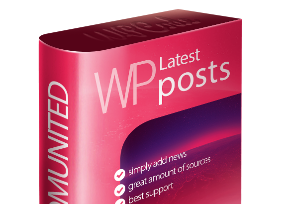 JoomUnited Wordpress Extension: WP Latest Posts