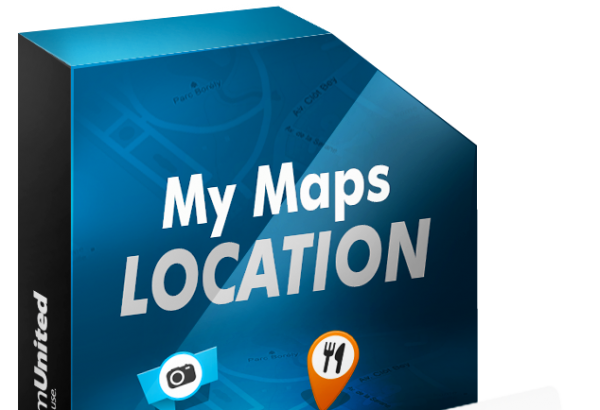 JoomUnited Joomla Extension: My Maps location