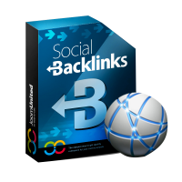 Joomla extension Social Backlinks
