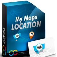 Joomla extension My Maps location