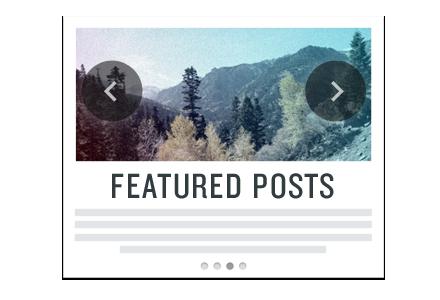 Wordpress Plugin: Featured Posts
