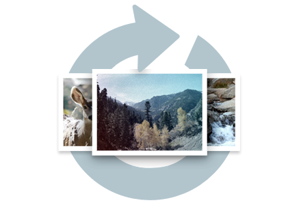 Wordpress Plugin: Rotating Images