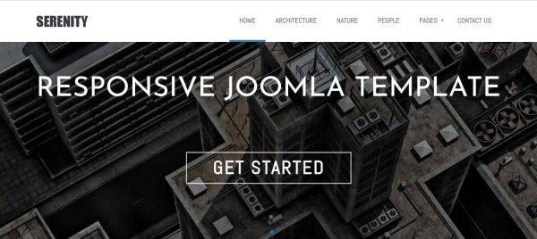 Joomla Extension: Serenity